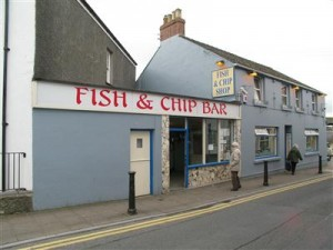 Park Road Fish and Chips Tenby